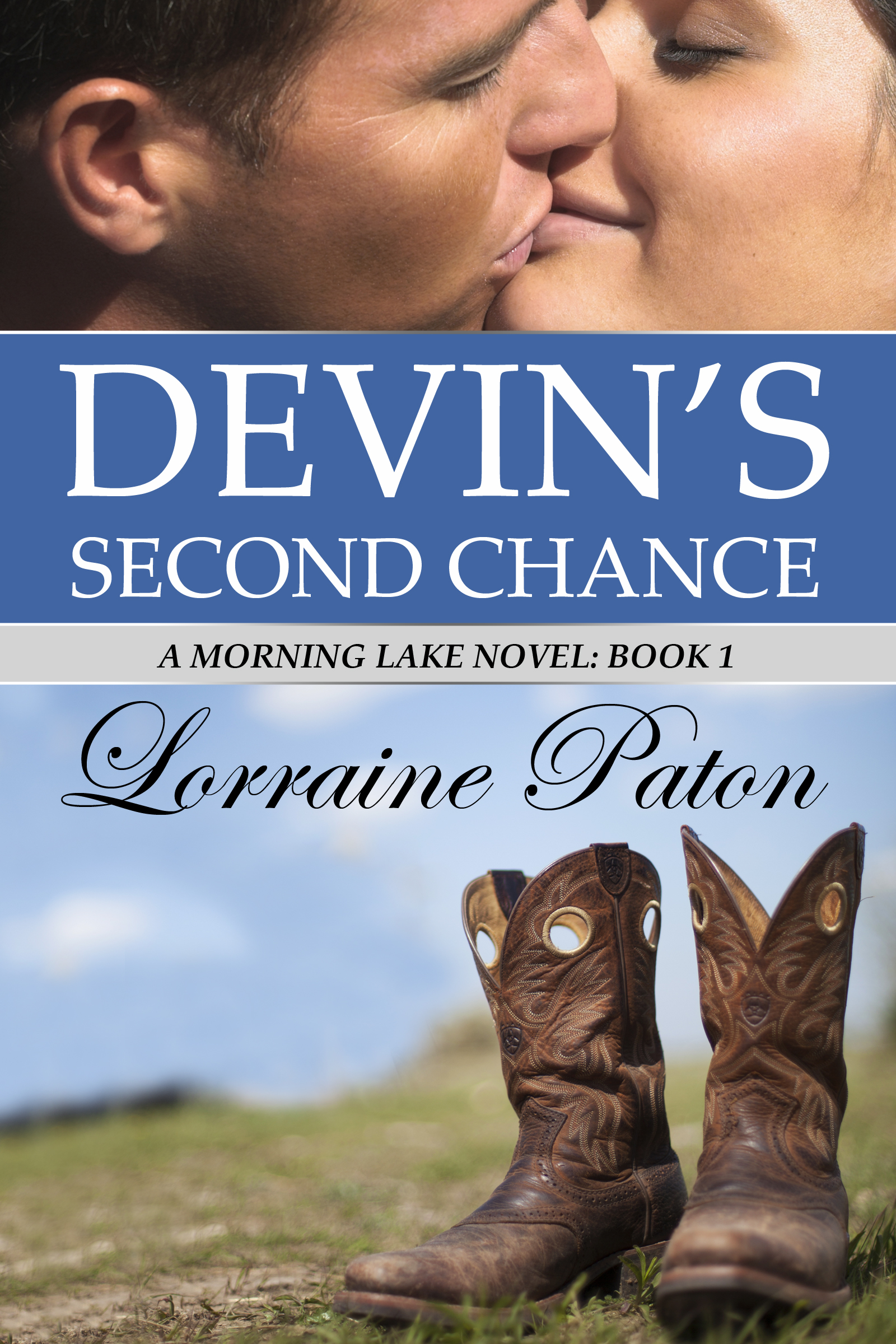 Book cover for Devin's Second Chance